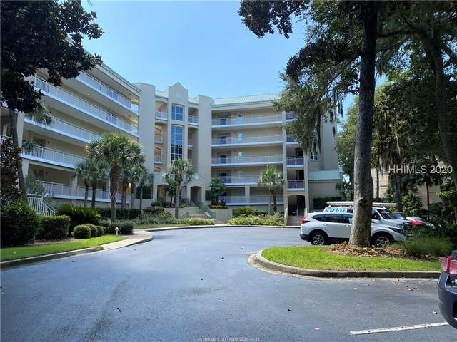 41 Ocean Lane #6203, Hilton Head Island, SC 29928 (MLS #409401) :: The Coastal Living Team