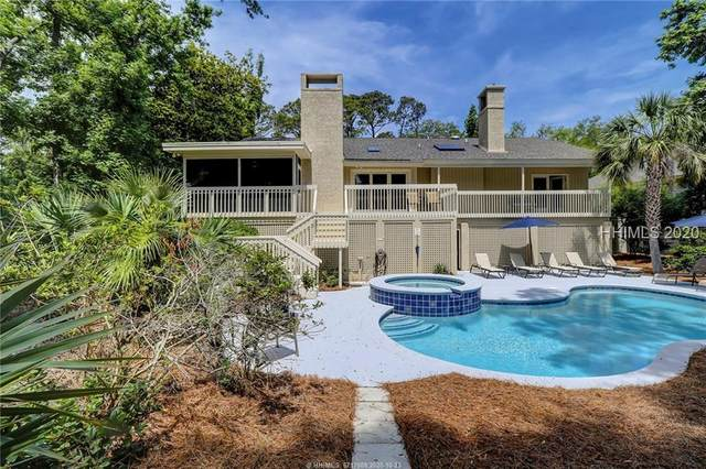 48 Mooring Buoy, Hilton Head Island, SC 29928 (MLS #409403) :: The Coastal Living Team