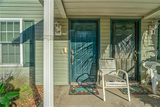 50 Marshland Road #17, Hilton Head Island, SC 29926 (MLS #409406) :: The Sheri Nixon Team