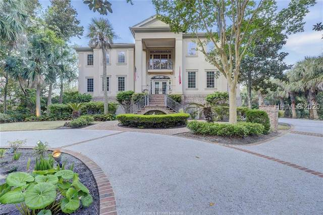40 Millwright Drive, Hilton Head Island, SC 29926 (MLS #409414) :: Collins Group Realty