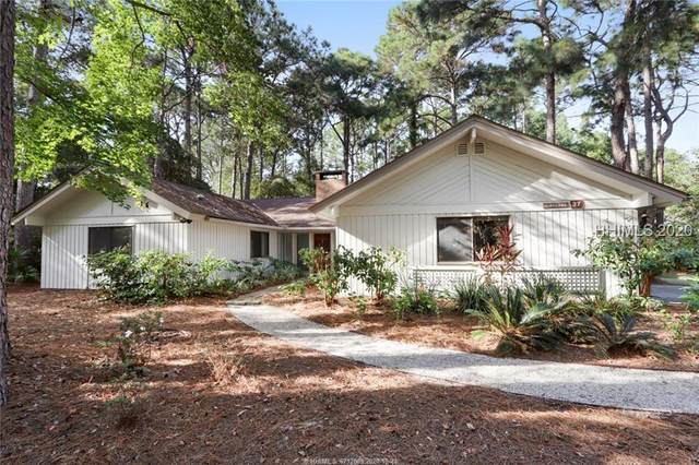 37 Pineland Road, Hilton Head Island, SC 29926 (MLS #409423) :: The Coastal Living Team
