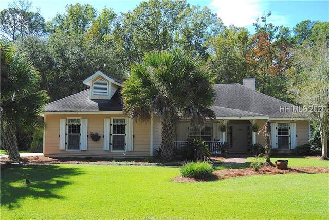 34 Chechessee Bluff Circle, Okatie, SC 29909 (MLS #409426) :: The Coastal Living Team