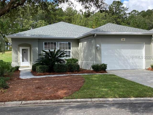 258 Argent Place, Bluffton, SC 29909 (MLS #409456) :: Southern Lifestyle Properties