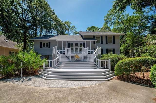 181 Mooring Buoy, Hilton Head Island, SC 29928 (MLS #409465) :: Collins Group Realty