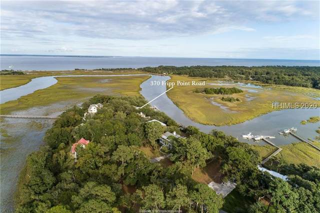 370 Fripp Point Road, Saint Helena Island, SC 29920 (MLS #409471) :: Collins Group Realty
