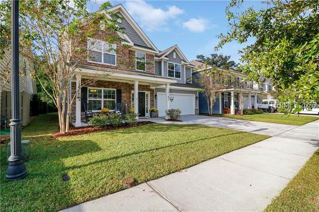 5 Independence Place, Bluffton, SC 29910 (MLS #409488) :: Judy Flanagan