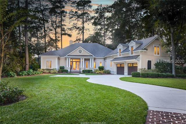 2 Lawsons Pond Court, Bluffton, SC 29910 (MLS #409489) :: Southern Lifestyle Properties