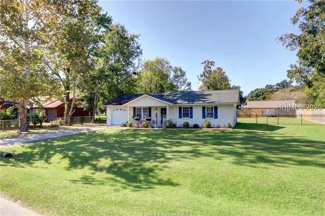 706 Dawn Street, Beaufort, SC 29906 (MLS #409499) :: Schembra Real Estate Group