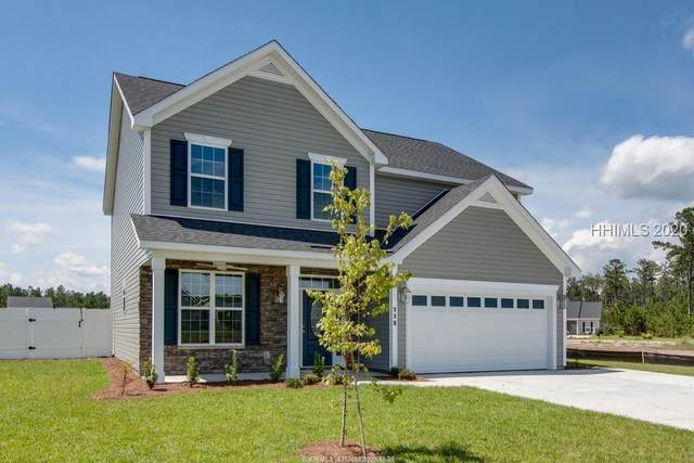 1638 Hearthstone Drive, Ridgeland, SC 29936 (MLS #409505) :: Schembra Real Estate Group