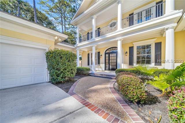 1 Stonewall Circle, Hilton Head Island, SC 29926 (MLS #409509) :: Collins Group Realty