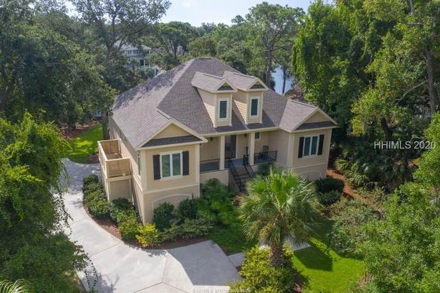 13 Starboard Tack, Hilton Head Island, SC 29928 (MLS #409523) :: Collins Group Realty