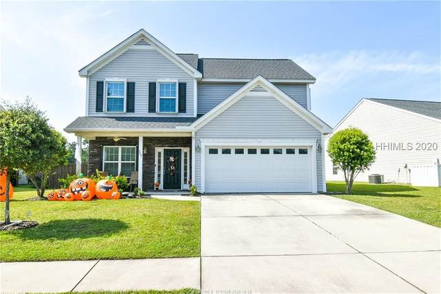 389 Hearthstone Drive, Ridgeland, SC 29936 (MLS #409539) :: Schembra Real Estate Group