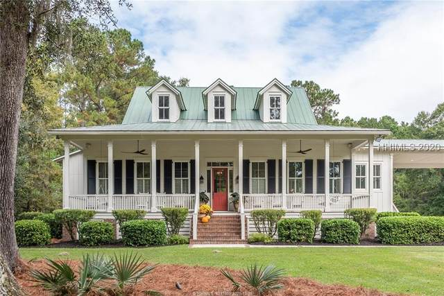 50 Rose Dhu Creek Plantation Drive, Bluffton, SC 29910 (MLS #409542) :: Collins Group Realty