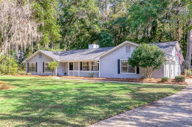 21 Chesterfield Drive, Beaufort, SC 29906 (MLS #409574) :: Schembra Real Estate Group