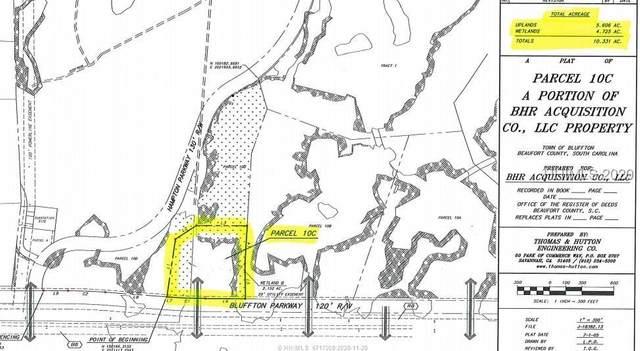 0 Bluffton Parkway, Bluffton, SC 29910 (MLS #409586) :: Judy Flanagan