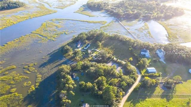 Par B Pineland Avenue, Saint Helena Island, SC 29920 (MLS #409587) :: Schembra Real Estate Group