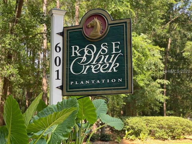 43 Rose Dhu Creek Plantation Drive, Bluffton, SC 29910 (MLS #409598) :: Collins Group Realty