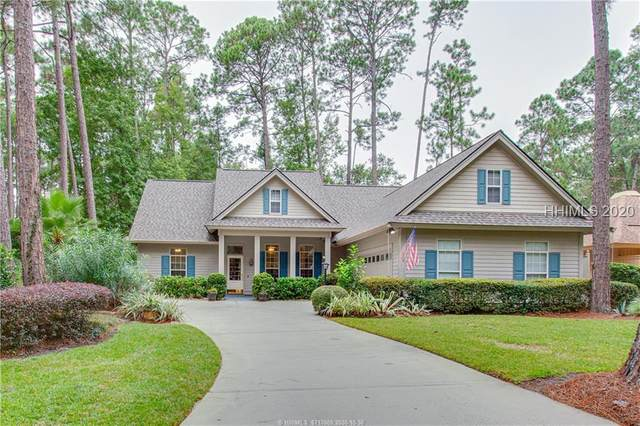24 Virginia Rail Lane, Hilton Head Island, SC 29926 (MLS #409601) :: Coastal Realty Group