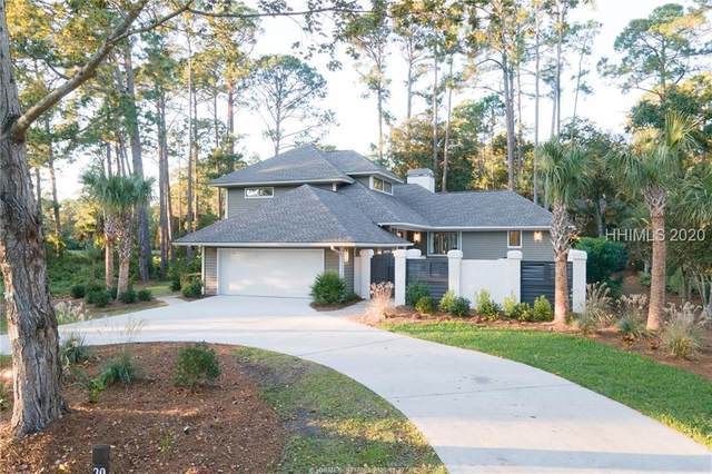20 Strawberry Hill Road, Hilton Head Island, SC 29928 (MLS #409630) :: Hilton Head Dot Real Estate
