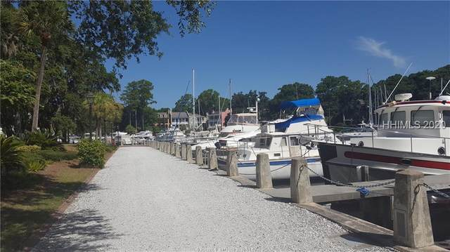 F-35 Windmill Harbour Marina, Hilton Head Island, SC 29926 (MLS #409645) :: The Alliance Group Realty