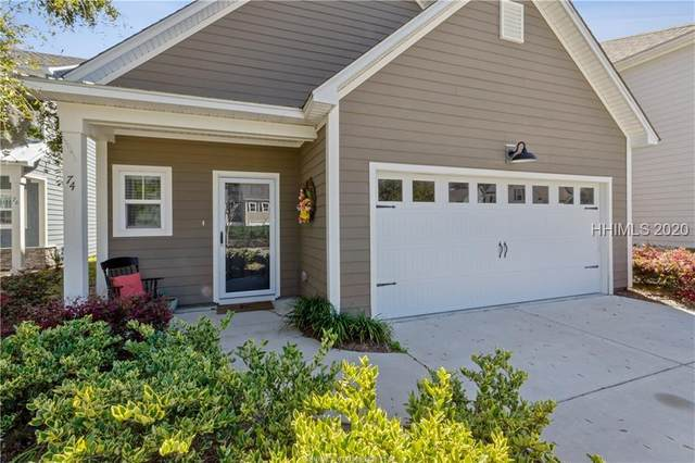 74 Circlewood Drive, Hilton Head Island, SC 29926 (MLS #409660) :: The Coastal Living Team