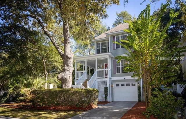 58 Victoria Square Drive, Hilton Head Island, SC 29926 (MLS #409661) :: Collins Group Realty