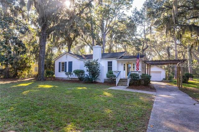 2410 Oak Haven Street, Beaufort, SC 29902 (MLS #409669) :: Coastal Realty Group