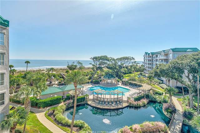 51 Ocean Lane #4405, Hilton Head Island, SC 29928 (MLS #409684) :: Schembra Real Estate Group
