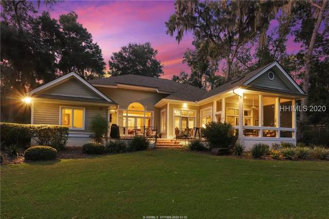 154 Summerton Drive, Bluffton, SC 29910 (MLS #409686) :: The Alliance Group Realty