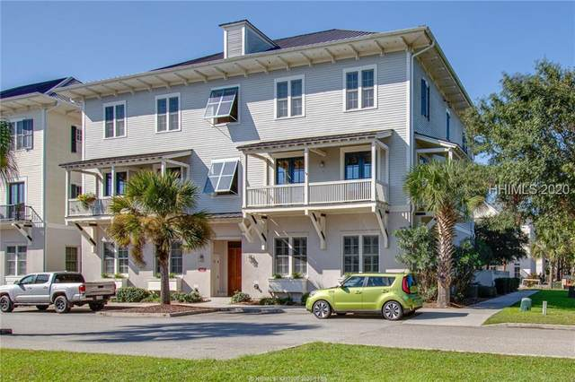 2 Abbey Row 1B, Beaufort, SC 29906 (MLS #409733) :: The Alliance Group Realty