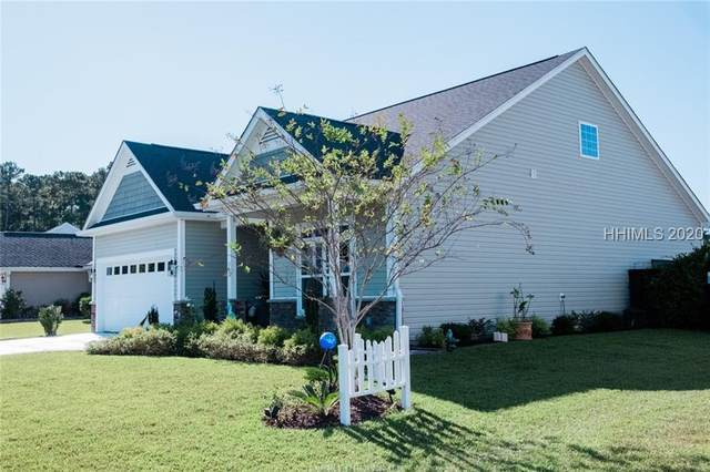 353 Hearthstone Drive, Ridgeland, SC 29936 (MLS #409749) :: The Sheri Nixon Team