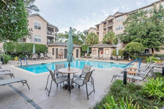 30 Paddle Boat Lane #106, Hilton Head Island, SC 29928 (MLS #409753) :: The Alliance Group Realty