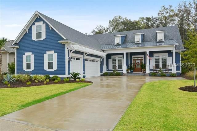 465 Flatwater Drive, Bluffton, SC 29910 (MLS #409760) :: Hilton Head Dot Real Estate
