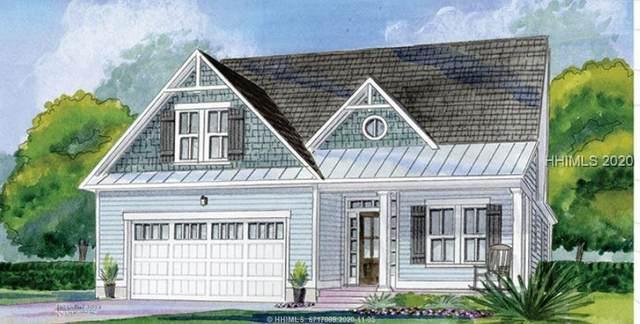 58 Anchor Bend, Bluffton, SC 29910 (MLS #409785) :: The Coastal Living Team