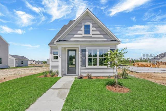 172 Garden Mist Lane, Hardeeville, SC 29927 (MLS #409790) :: Coastal Realty Group