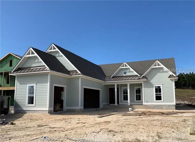 355 Flatwater Drive, Bluffton, SC 29910 (MLS #409801) :: The Coastal Living Team