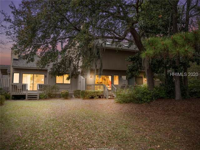 5 Gumtree Road H19, Hilton Head Island, SC 29926 (MLS #409803) :: The Alliance Group Realty
