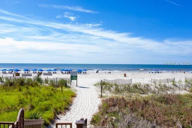 1 Beach Lagoon Road #201, Hilton Head Island, SC 29928 (MLS #409808) :: The Alliance Group Realty