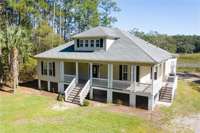 8 E River Drive, Beaufort, SC 29907 (MLS #409810) :: The Alliance Group Realty