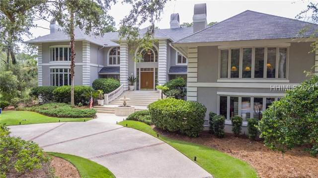 13 Delta Lane, Hilton Head Island, SC 29928 (MLS #409813) :: Hilton Head Dot Real Estate