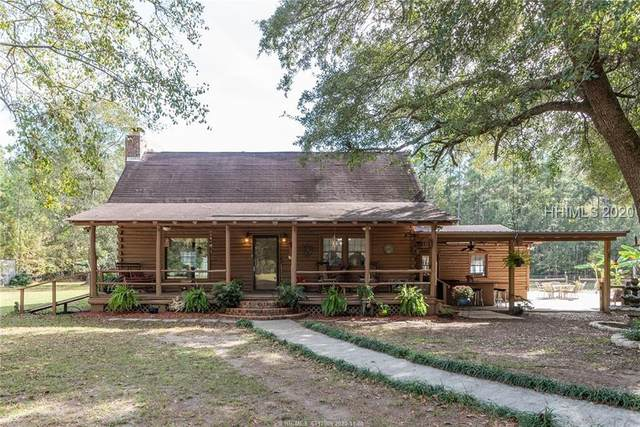 493 Knotty Pine Plantation, Furman, SC 29921 (MLS #409828) :: The Coastal Living Team