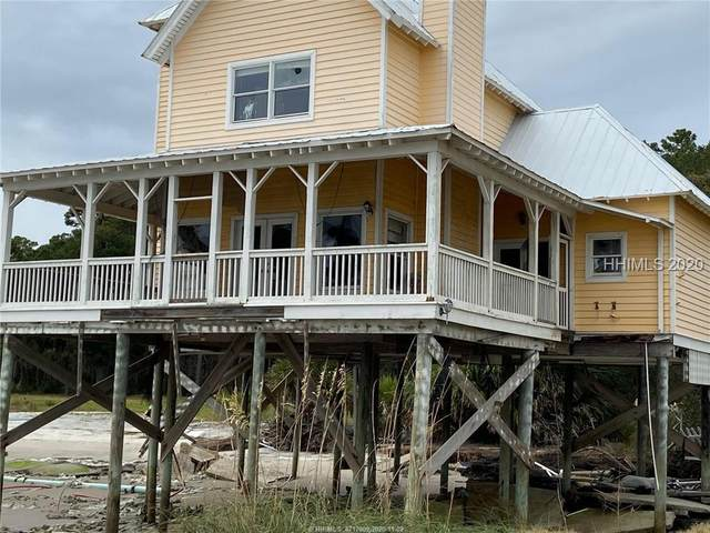 33 Driftwood Cottage Lane, Daufuskie Island, SC 29915 (MLS #409856) :: The Coastal Living Team