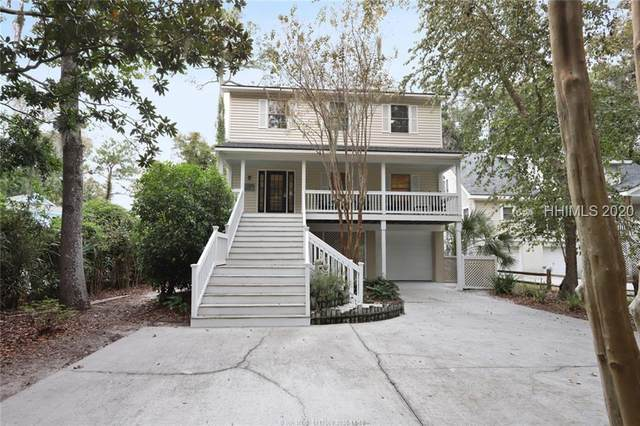 27 Lagoon Road, Hilton Head Island, SC 29928 (MLS #409868) :: The Alliance Group Realty