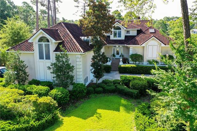 10 Yorkshire Drive, Hilton Head Island, SC 29928 (MLS #409883) :: The Alliance Group Realty