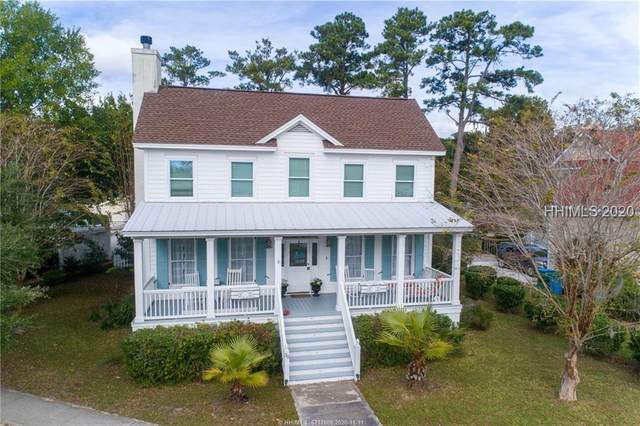 30 Petigru Drive, Beaufort, SC 29902 (MLS #409894) :: The Sheri Nixon Team
