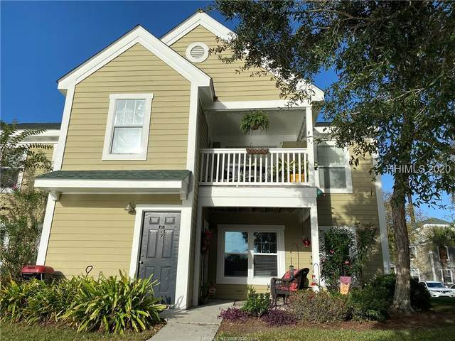 10 Old South Court 10G, Bluffton, SC 29910 (MLS #409912) :: Coastal Realty Group