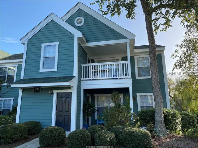 14 Old South Court 14C, Bluffton, SC 29910 (MLS #409921) :: Coastal Realty Group