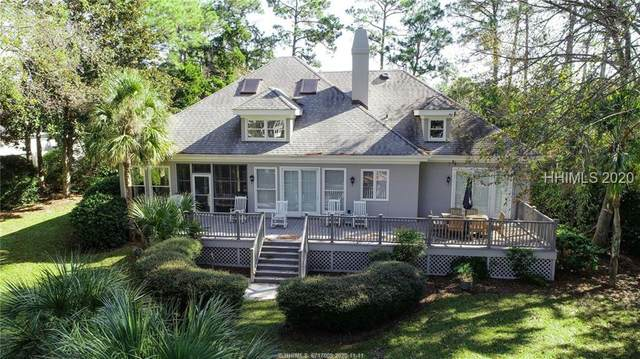 43 Wexford Club Drive, Hilton Head Island, SC 29928 (MLS #409924) :: The Alliance Group Realty