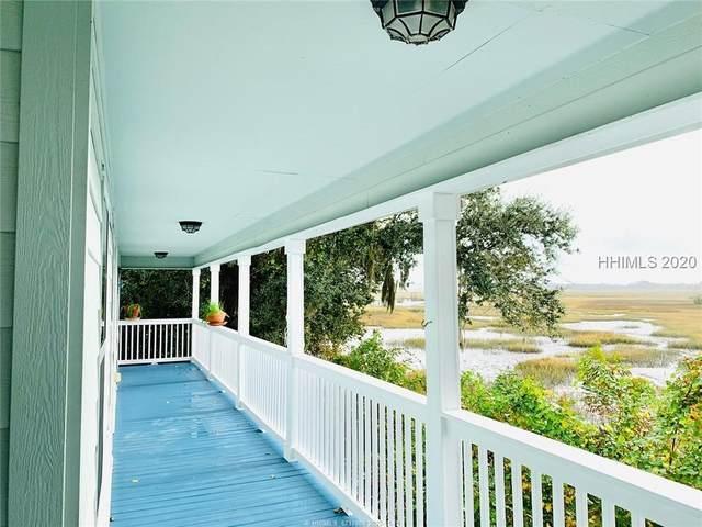 153 Marshland Road, Hilton Head Island, SC 29926 (MLS #409928) :: The Alliance Group Realty