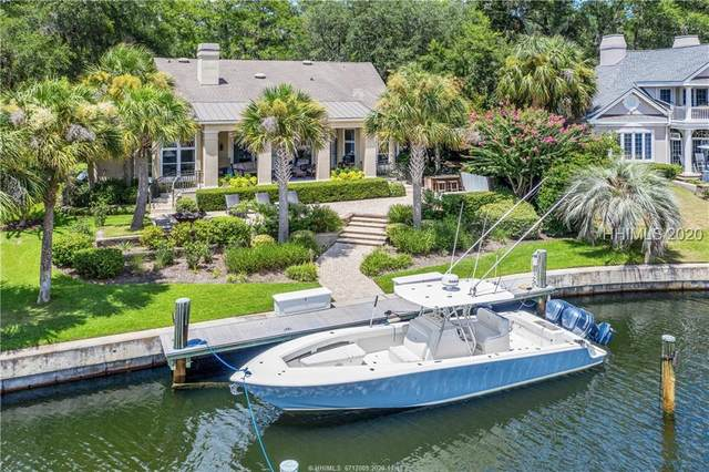 31 Sparwheel Lane, Hilton Head Island, SC 29926 (MLS #409940) :: The Alliance Group Realty